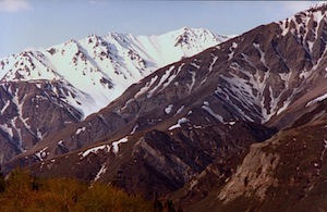 Alaska is the land of 10,000 peaks -- at least!