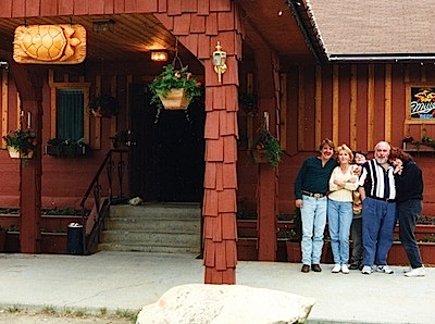 We'd heard of the Turtle Club long before coming to Alaska. Dining there is a culinary experience not to be missed.
